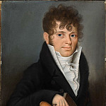 Friedrich Christian Krieger – Adolph Friedrich Theodor Gritzner, National Gallery of Art (Washington)