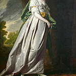 National Gallery of Art (Washington) - George Romney - Mrs. Thomas Scott Jackson