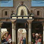 National Gallery of Art (Washington) - Bernard van Orley - Christ among the Doctors [obverse]