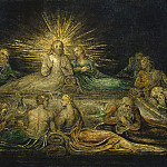 William Blake - The Last Supper, National Gallery of Art (Washington)