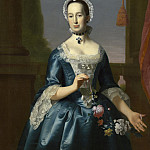 National Gallery of Art (Washington) - John Singleton Copley - Anne Fairchild Bowler (Mrs. Metcalf Bowler)