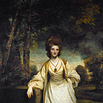 Sir Joshua Reynolds - Lady Elizabeth Compton, National Gallery of Art (Washington)