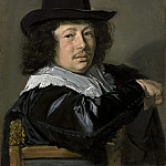 Frans Hals - Portrait of a Young Man, National Gallery of Art (Washington)