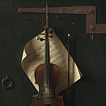 William Michael Harnett - The Old Violin, National Gallery of Art (Washington)