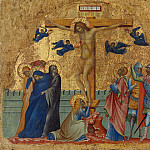 National Gallery of Art (Washington) - Paolo Veneziano - The Crucifixion
