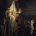 National Gallery of Art (Washington) - Rembrandt Workshop (Probably Constantijn van Renesse) - The Descent from the Cross