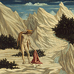 National Gallery of Art (Washington) - Domenico Veneziano - Saint John in the Desert
