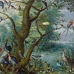 Circle of Jan van Kessel – Concert of Birds, National Gallery of Art (Washington)