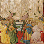 Agnolo Gaddi - The Coronation of the Virgin, National Gallery of Art (Washington)