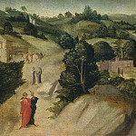 Giovanni Larciani - Scenes from a Legend, National Gallery of Art (Washington)