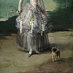 Francisco de Goya – The Marquesa de Pontejos, National Gallery of Art (Washington)