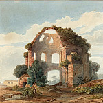 National Gallery of Art (Washington) - French 18th Century - The Temple of Minerva Medica