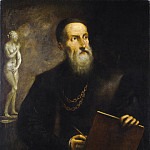 Pietro della Vecchia – Imaginary Self-Portrait of Titian, National Gallery of Art (Washington)