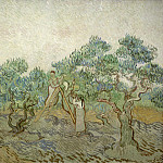 National Gallery of Art (Washington) - Vincent van Gogh - The Olive Orchard