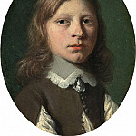 Jan de Bray - Head of a Small Boy, National Gallery of Art (Washington)