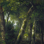 Asher Brown Durand - Forest in the Morning Light, National Gallery of Art (Washington)