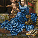 Jan Gossaert – Madonna and Child, National Gallery of Art (Washington)