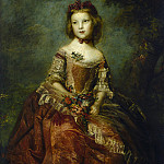 Sir Joshua Reynolds - Lady Elizabeth Hamilton, National Gallery of Art (Washington)