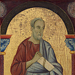 National Gallery of Art (Washington) - Master of Saint Francis - Saint John the Evangelist