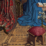 Jan van Eyck - The Annunciation, National Gallery of Art (Washington)