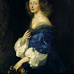Sebastien Bourdon - Countess Ebba Sparre, National Gallery of Art (Washington)