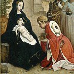 Juan de Flandes - The Adoration of the Magi, National Gallery of Art (Washington)