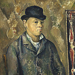 Paul Cezanne - The Artist's Son, Paul, National Gallery of Art (Washington)