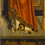 National Gallery of Art (Washington) - Tyrolean 16th Century - Saint Alban of Mainz