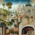part 14 Hermitage - Master of the Thuison Altarpiece - The Entry into Jerusalem