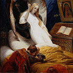 part 14 Hermitage - Emil-Jean-Horace Vernet - The Angel of Death