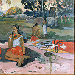 part 14 Hermitage - Gauguin, Paul - Sacred Spring, Sweet Dreams (Nave nave moe)