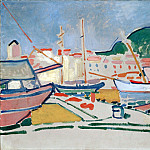 part 14 Hermitage - Derain, Andre - Port