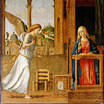 part 14 Hermitage - Cima da Conegliano - The Annunciation