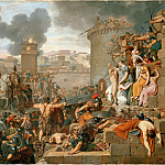 Caraffe, Armand-Charles – Metellus Raising the Siege, part 14 Hermitage
