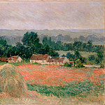 part 14 Hermitage - Monet, Claude - Haystack at Giverny