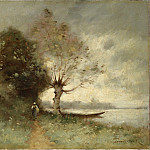part 14 Hermitage - Trouillebert, Paul Desire - Bank of the Loire Near Chouze