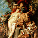 part 14 Hermitage - Rubens, Pieter Paul - The Union of Earth and Water (Antwerp and the Scheldt)