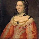 part 14 Hermitage - Helst, Bartholomeus van der - Portrait of a Woman