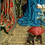 part 14 Hermitage - Eyck, Jan van - The Annunciation