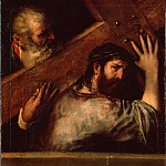 Titian – Carring of the Cross, part 14 Hermitage