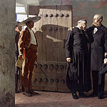 part 14 Hermitage - Jean-Paul Laurens (1838–1921) - Emperor Maximilian of Mexico before his Execution