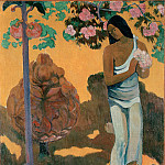 The Month of Mary (), Paul Gauguin
