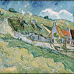 Cottages, Vincent van Gogh
