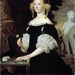 part 14 Hermitage - Tempel, Abraham van den - Portrait of a Woman