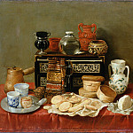part 14 Hermitage - Pereda, Antonio de - Still Life with an Ebony Chest