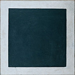 part 14 Hermitage - Malevich, Kazimir - Black Square