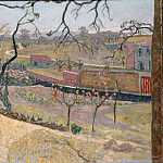 part 14 Hermitage - Bonnard, Pierre - Early Spring. Little Fauns