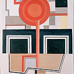 Composition, Fernand Leger