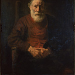 part 14 Hermitage - Rembrandt Harmensz. van Rijn - Portrait of an Old Man in Red
