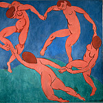 Matisse, Henri – The Dance, part 14 Hermitage